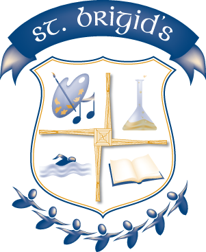 St. Brigid's Senior Girls National School Crest